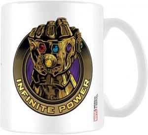 Taza de Poder Infinito de Thanos - Las mejores tazas de Thanos - Tazas de Marvel