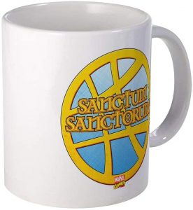 Taza de Sanctum Sanctorum de Doctor Strange - Las mejores tazas de Doctor Strange - Tazas de Marvel