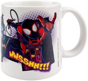 Taza de Spiderman into de Spider-verse - Las mejores tazas de Spiderman - Tazas de Marvel