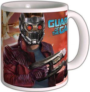 Taza de Star Lord - Guardianes de la Galaxias volumen 2 - Las mejores tazas de Star Lord - Tazas de Marvel
