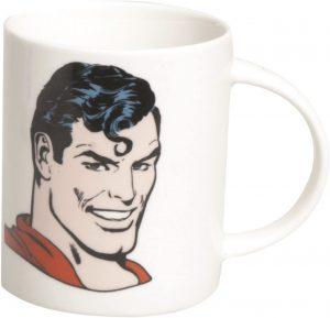 Taza de Superman clásica - Las mejores tazas de Superman - Tazas de DC