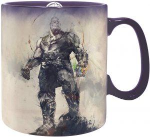 Taza de Vengadores Endgame de Thanos - Las mejores tazas de Thanos - Tazas de Marvel