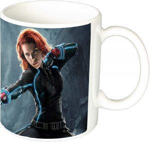 Taza de Vengadores de Black Widow - Las mejores tazas de Black Widow - Tazas de Marvel