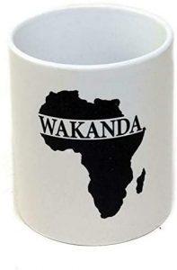 Taza de Wakanda de Black Panther - Las mejores tazas de Black Panther - Tazas de Marvel