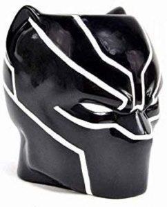 Taza de cabeza de Black Panther - Las mejores tazas de Black Panther - Tazas de Marvel