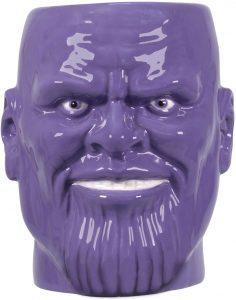 Taza de cabeza de Thanos - Las mejores tazas de Thanos - Tazas de Marvel