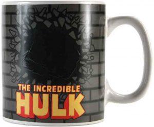 Taza de calor de Hulk - Las mejores tazas de Hulk - Tazas de Marvel