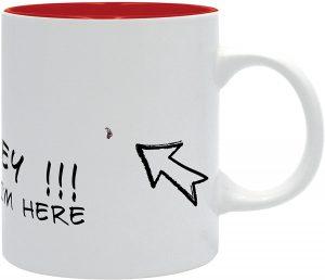 Taza de cerámica de Antman - Las mejores tazas de Antman - Tazas de Marvel