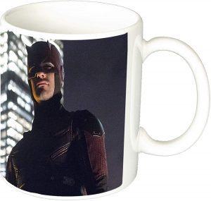 Taza de cerámica de Daredevil - Las mejores tazas de Daredevil - Tazas de Marvel