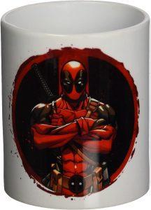Taza de cerámica de Deadpool - Las mejores tazas de Deadpool - Tazas de Marvel