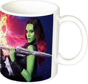Taza de cerámica de Gamora - Las mejores tazas de Gamora - Tazas de Marvel
