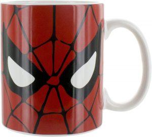 Taza de cerámica de Spiderman - Las mejores tazas de Spiderman - Tazas de Marvel