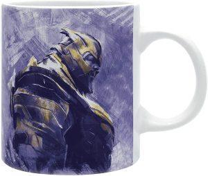 Taza de cerámica de Thanos - Las mejores tazas de Thanos - Tazas de Marvel