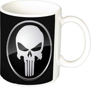 Taza de cerámica de The Punisher - Las mejores tazas de The Punisher - Tazas de Marvel