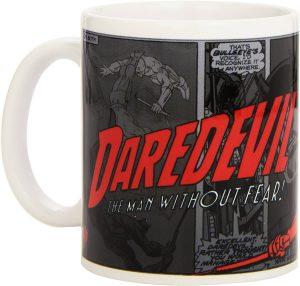 Taza de cómics de Daredevil - Las mejores tazas de Daredevil - Tazas de Marvel