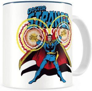 Taza de cómics de Doctor Extraño - Las mejores tazas de Doctor Extraño - Tazas de Marvel
