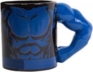 Taza de cuerpo de Black Panther - Las mejores tazas de Black Panther - Tazas de Marvel