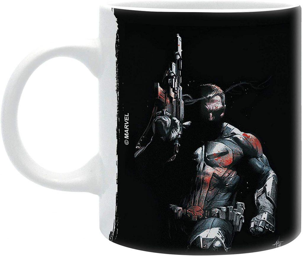 Taza de diseño de Punisher - Las mejores tazas de The Punisher - Tazas de Marvel