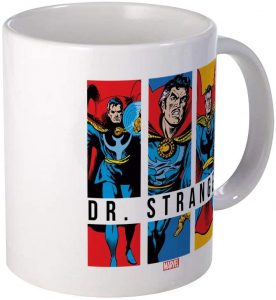Taza de evolución de Doctor Strange - Las mejores tazas de Doctor Strange - Tazas de Marvel