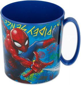 Taza de graffiti de Spiderman - Las mejores tazas de Spiderman - Tazas de Marvel