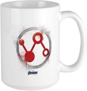 Taza de logo de Ant-man - Las mejores tazas de Ant-man - Tazas de Marvel