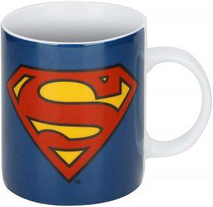 Taza de logo de Superman - Las mejores tazas de Superman - Tazas de DC