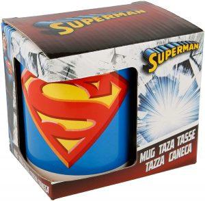 Taza de logo de Superman clásica - Las mejores tazas de Superman - Tazas de DC