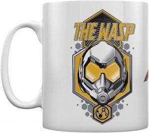 Taza de máscara de la Avispa - Las mejores tazas de Ant-man - Tazas de Marvel