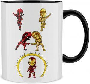 Taza de parodia de Star Wars de Deadpool - Las mejores tazas de Deadpool - Tazas de Marvel