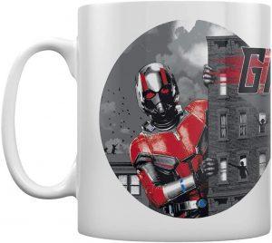 Taza de película de Ant-man gigante - Las mejores tazas de Ant-man - Tazas de Marvel