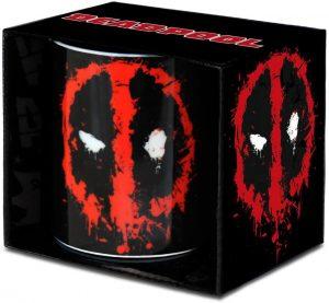 Taza de porcelana de Deadpool - Las mejores tazas de Deadpool - Tazas de Marvel