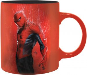 Taza de telaraña de Spiderman - Las mejores tazas de Spiderman - Tazas de Marvel