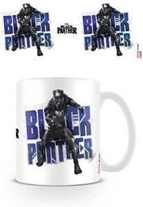 Taza del logo de Black Panther - Las mejores tazas de Black Panther - Tazas de Marvel