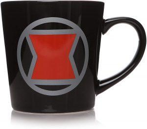 Taza del logo de Black Widow - Las mejores tazas de Black Widow - Tazas de Marvel