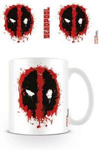 Taza del logo de Deadpool - Las mejores tazas de Deadpool - Tazas de Marvel