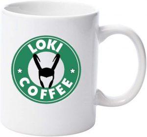 Taza parodia de Loki y Thor - Las mejores tazas de Loki - Tazas de Marvel