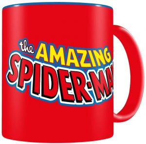 Taza the amazing Spiderman - Las mejores tazas de Spiderman - Tazas de Marvel