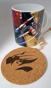 Taza y adorno de Lobezno - Las mejores tazas de Lobezno - Tazas de Marvel