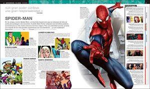Universo Marvel - Superhéroes - Villanos - Localizaciones - Tecnología - Vehículos - Ejemplo 1