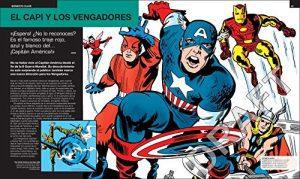 Universo Marvel - Superhéroes - Villanos - Localizaciones - Tecnología - Vehículos - Ejemplo 2