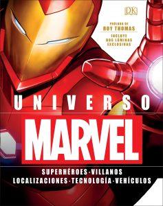 Universo Marvel - Superhéroes - Villanos - Localizaciones - Tecnología - Vehículos - Las mejores enciclopedias de Marvel - Enciclopedia de personajes de Marvel