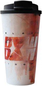 Vaso de plástico de Black Widow - Las mejores tazas de Black Widow - Tazas de Marvel