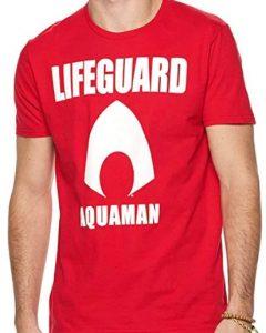Camiseta de Aquaman Lifeguard - Las mejores camisetas de Aquaman - Camiseta de Aquaman de DC