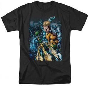 Camiseta de Aquaman New 52 - Las mejores camisetas de Aquaman - Camiseta de Aquaman de DC