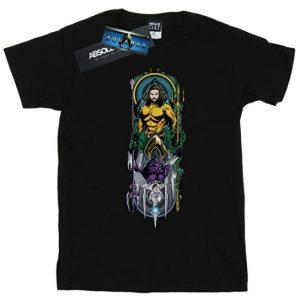 Camiseta de Aquaman vs Ocean Master - Las mejores camisetas de Aquaman - Camiseta de Aquaman de DC
