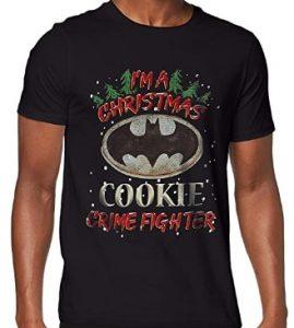 Camiseta de Batman Navidad - Las mejores camisetas de Batman - Camiseta de Batman de DC