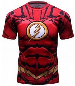 Camiseta de Flash armadura - Las mejores camisetas de Flash - Camiseta de The Flash de DC