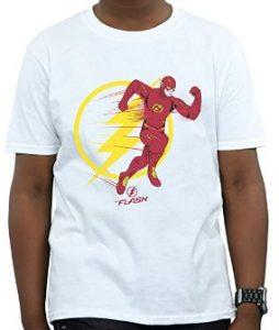 Camiseta de Flash corriendo - Las mejores camisetas de Flash - Camiseta de The Flash de DC