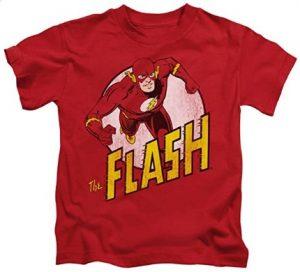 Camiseta de Flash rojo - Las mejores camisetas de Flash - Camiseta de The Flash de DC