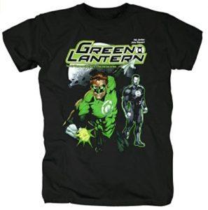 Camiseta de Green Lantern Corps - Las mejores camisetas de Green Lantern - Camiseta de Linterna Verde de DC